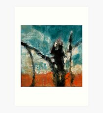 Jumping Happy Art Print
