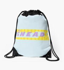 Hey Bighead Drawstring Bag