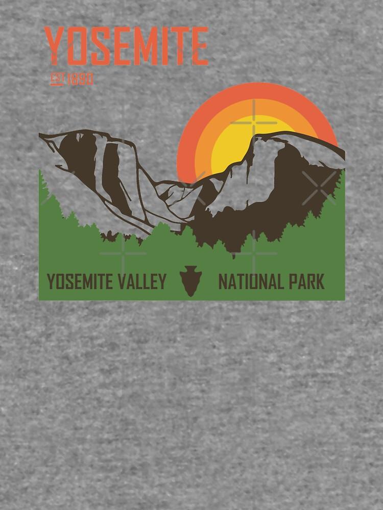 Yosemite National Park von moosewop