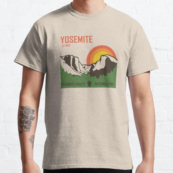 Yosemite National Park Classic T-Shirt