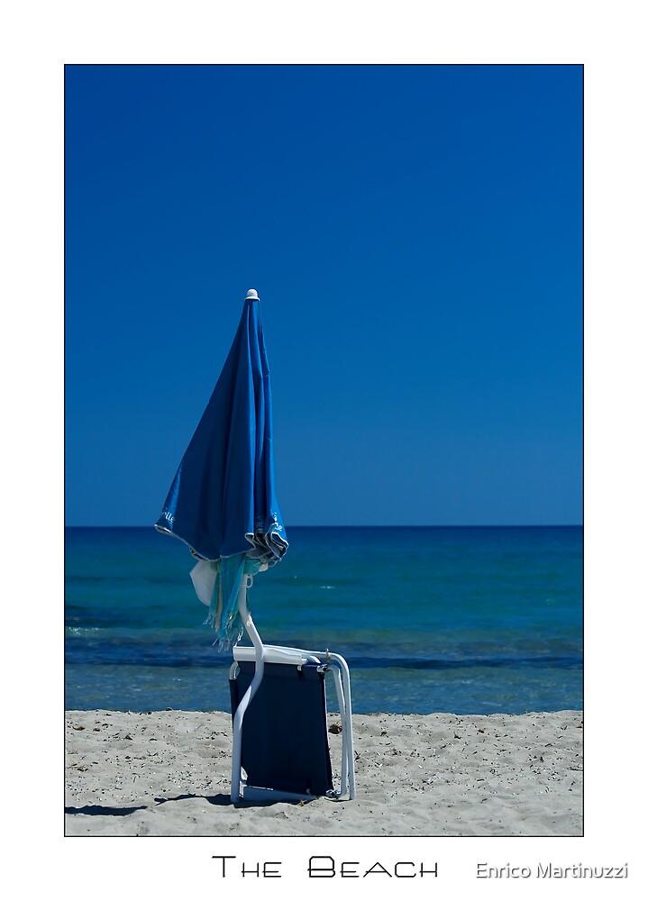The Beach by Enrico Martinuzzi