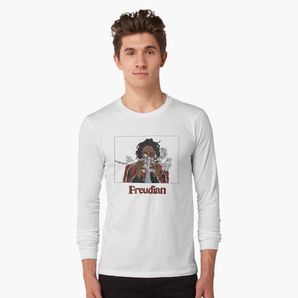 Freudian Langarmshirt