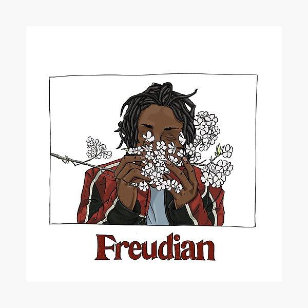 FREUDIAN Photographic Print