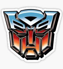 Autobot logo Sticker