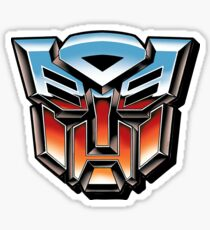 Autobot logo Sticker
