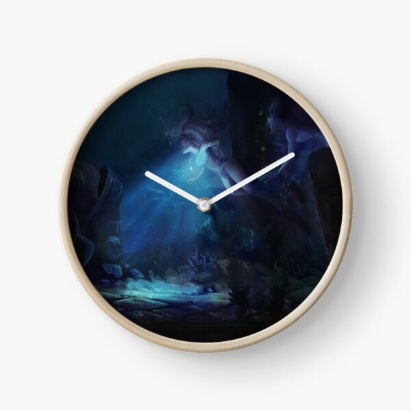The Heart of Atlantis Clock