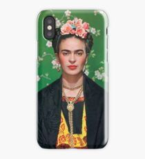 Frida - variant 2 iPhone Case