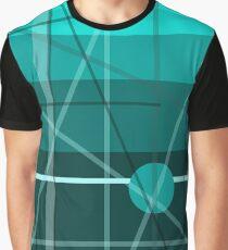 Construction Site Graphic T-Shirt