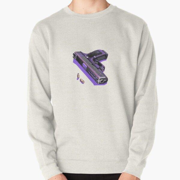 Vaporwave  Pixel loadout Pullover Sweatshirt