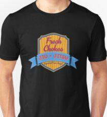 BJJ Brazilian Fresh Chokes - Jiu Jitsu Gifts T-Shirt
