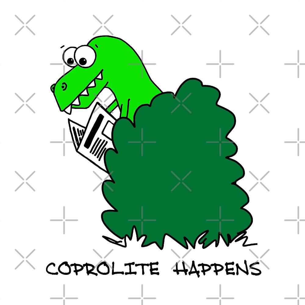 Coprolite Happens by Adrienne Body
