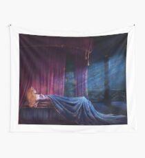 Sleep Until Awaken by True Love's Kiss Wall Tapestry