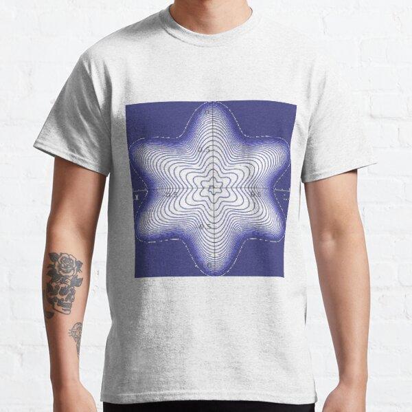 Spiral: Star of David Classic T-Shirt