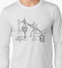 Distilation Apparatus (India Ink) T-Shirt