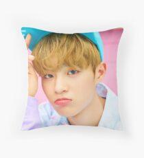 Lee Daehwi Throw Pillow