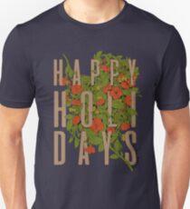 happy holidays 2017 T-Shirt