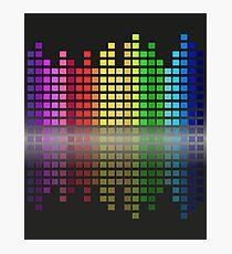 equalizer music Photographic Print