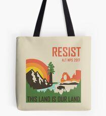 Support ALT NPS Tote Bag