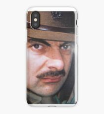 Mr Bean iPhone Case/Skin