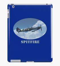 Supermarine Spitfire Cool WW2 Fighter Plane iPad Case/Skin