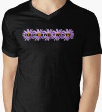 Dark and Twisty Mens V-Neck T-Shirt