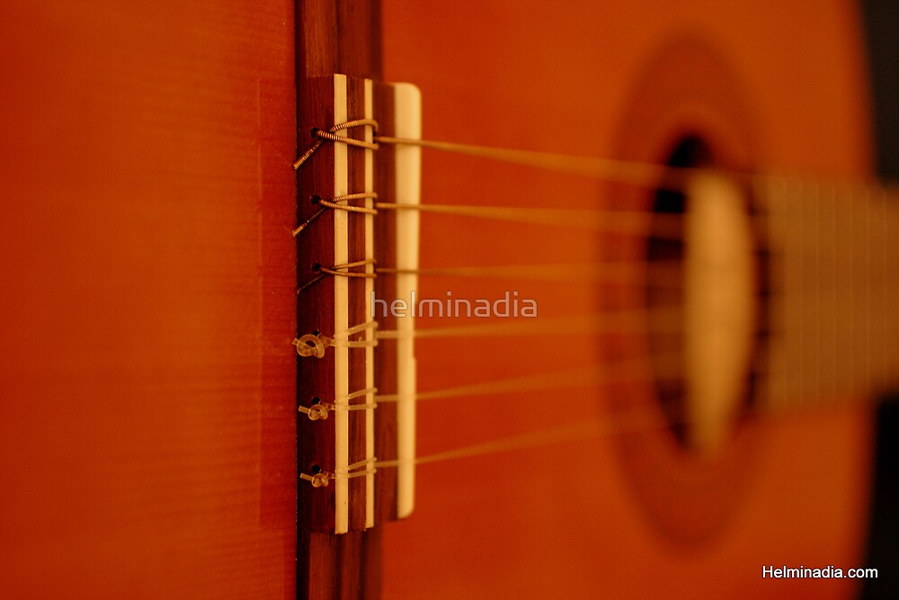Guitar by helminadia