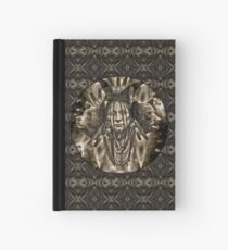 Native American Spirit Of The Bear 2 Hardcover Journal