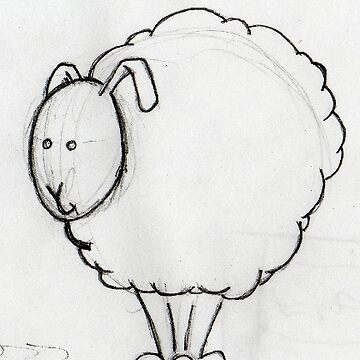 Funky Sheep by creativeglen