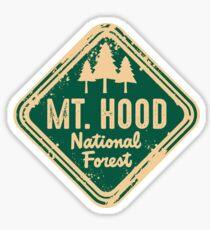 Mt. Hood National Forest  Sticker