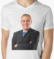 istock_businessman Men's V-Neck T-Shirt