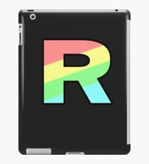 Team Rainbow Rocket iPad Case/Skin