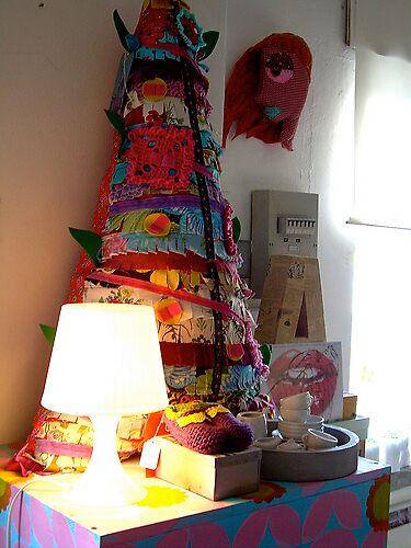 Christmas interior by atelierxt