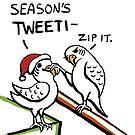 Seasons Tweetings by AnsateJones