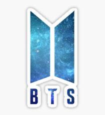 BTS logo Sticker