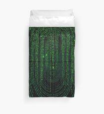 Matrix Duvet Cover