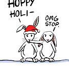 Hoppy Holidays by AnsateJones