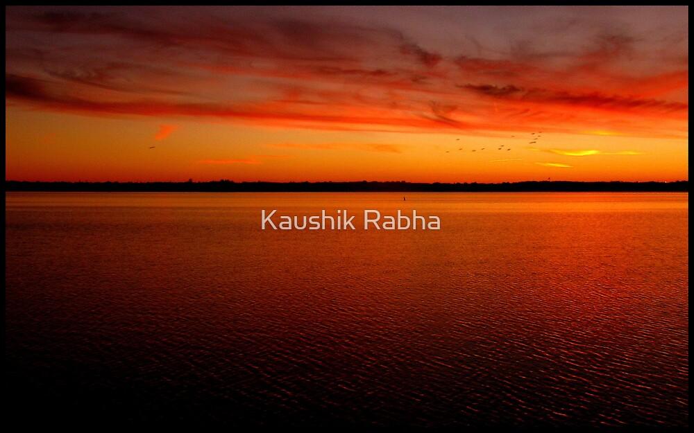 Sunset2 by Kaushik Rabha