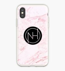 Niall Pink Marble Collection iPhone Case