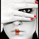behind her eyes, her secret lies by lisabella