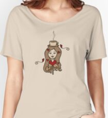 Coffee Head Women's Relaxed Fit T-Shirt