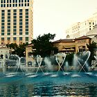 Fountain Dance by Linda Bianic