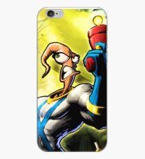 Earthworm Jim! iPhone Case