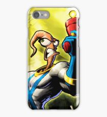 Earthworm Jim! iPhone Case/Skin