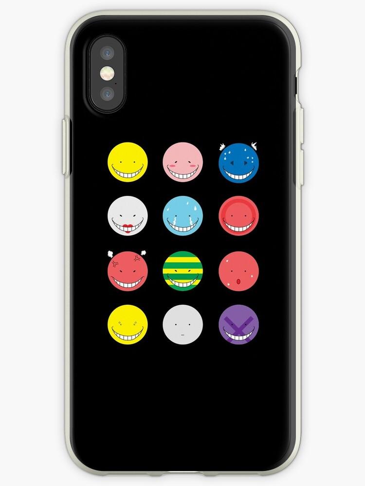 coque iphone 5 koro sensei