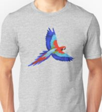 Macaw Flying T-Shirt