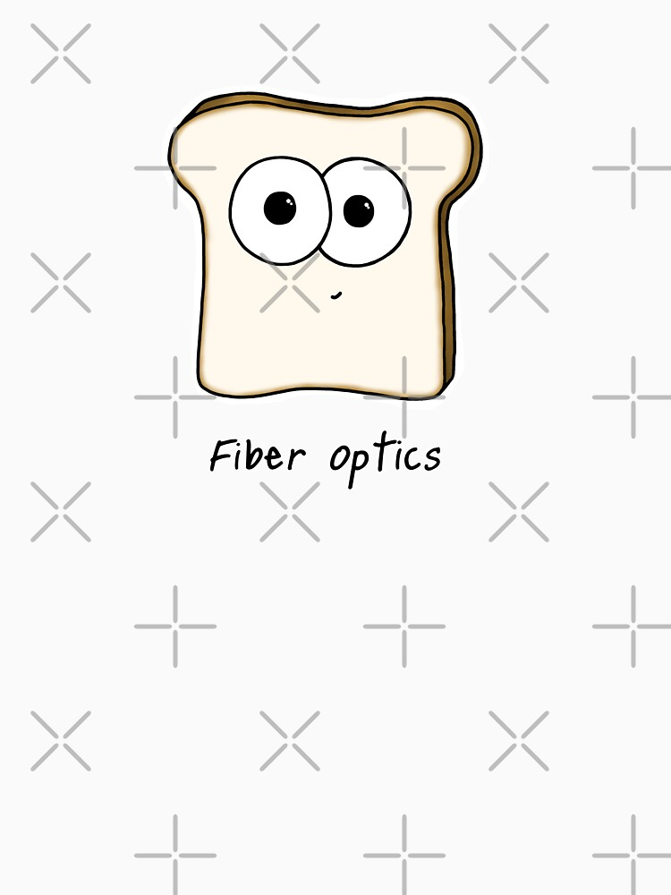 Fiber Optics - A science pun by AdrienneBody