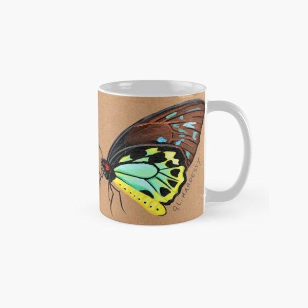 Cairns Birdwing Butterfly Classic Mug
