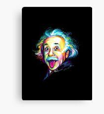 Einstein Leinwanddruck