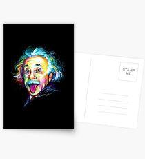 Einstein Postcards