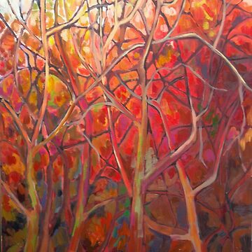 The Trees Aflame by belle2